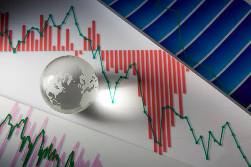 Global Economic Forecast Gloomy Due to Debt, Worker Aging