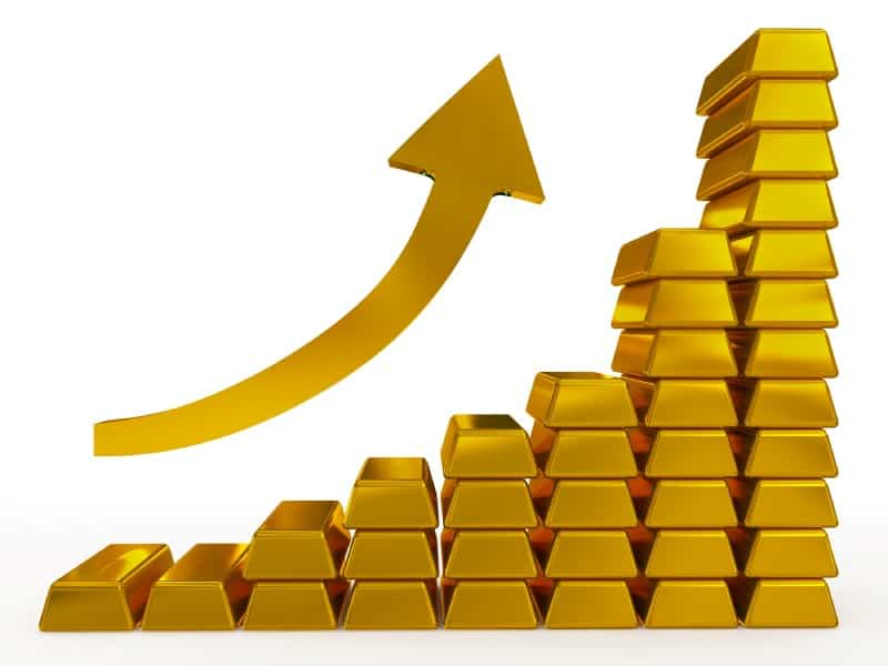 Gold Prices Going Up