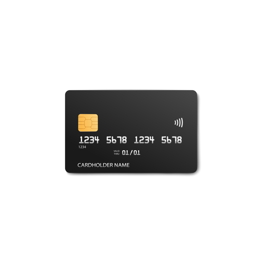 black-debit-card-template