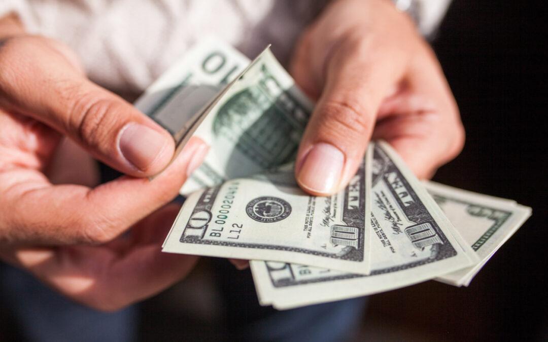 Building Cash Flow vs. Paying off Debt